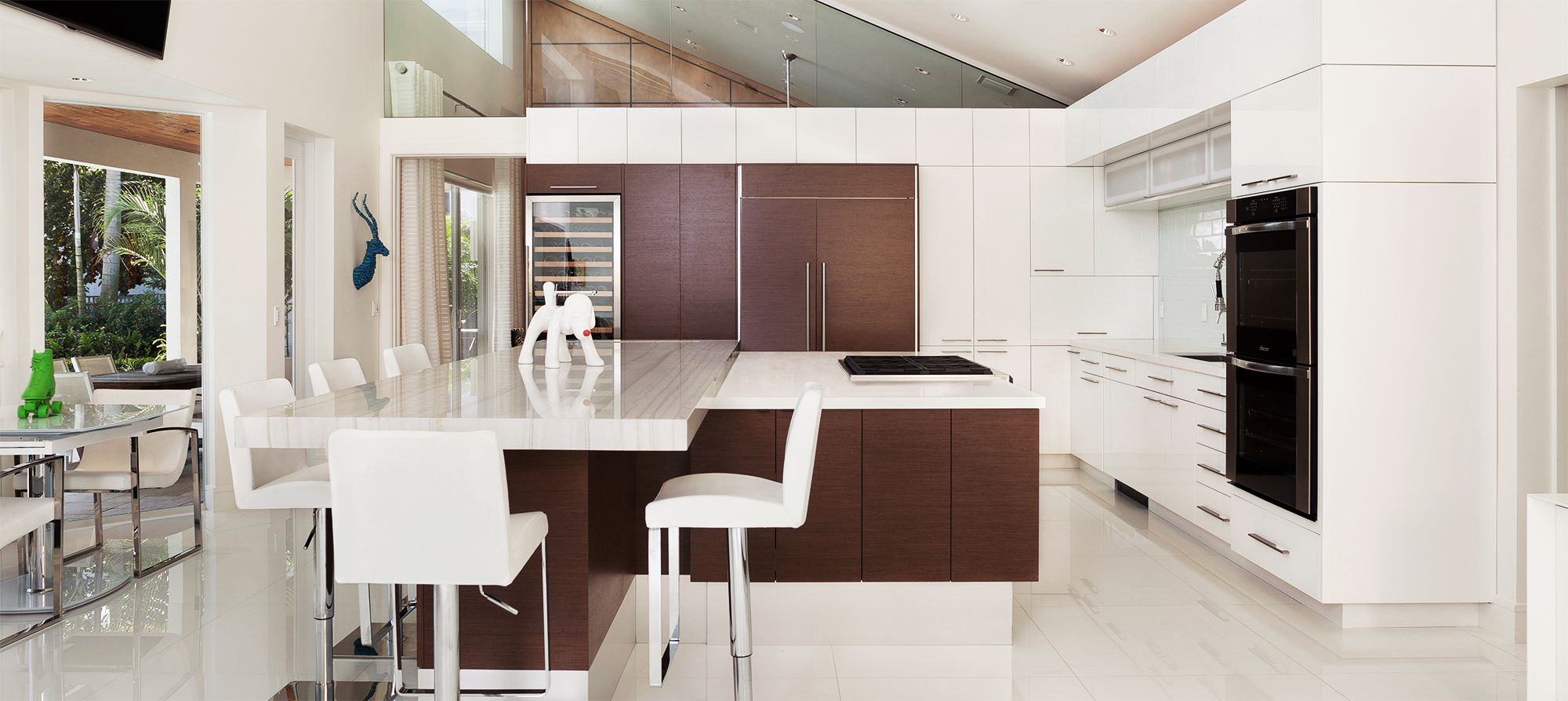 Custom Kitchen Design In South Florida